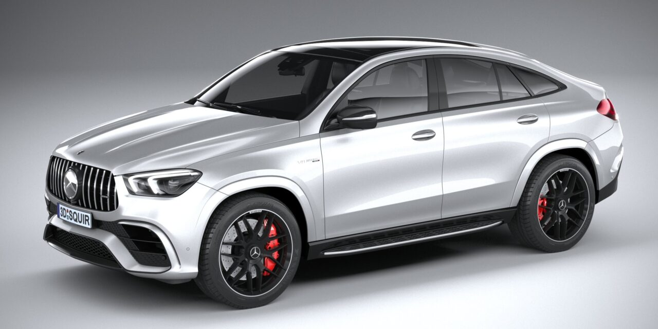 Mercedes-AMG GLE 63 Coupe 2021 года