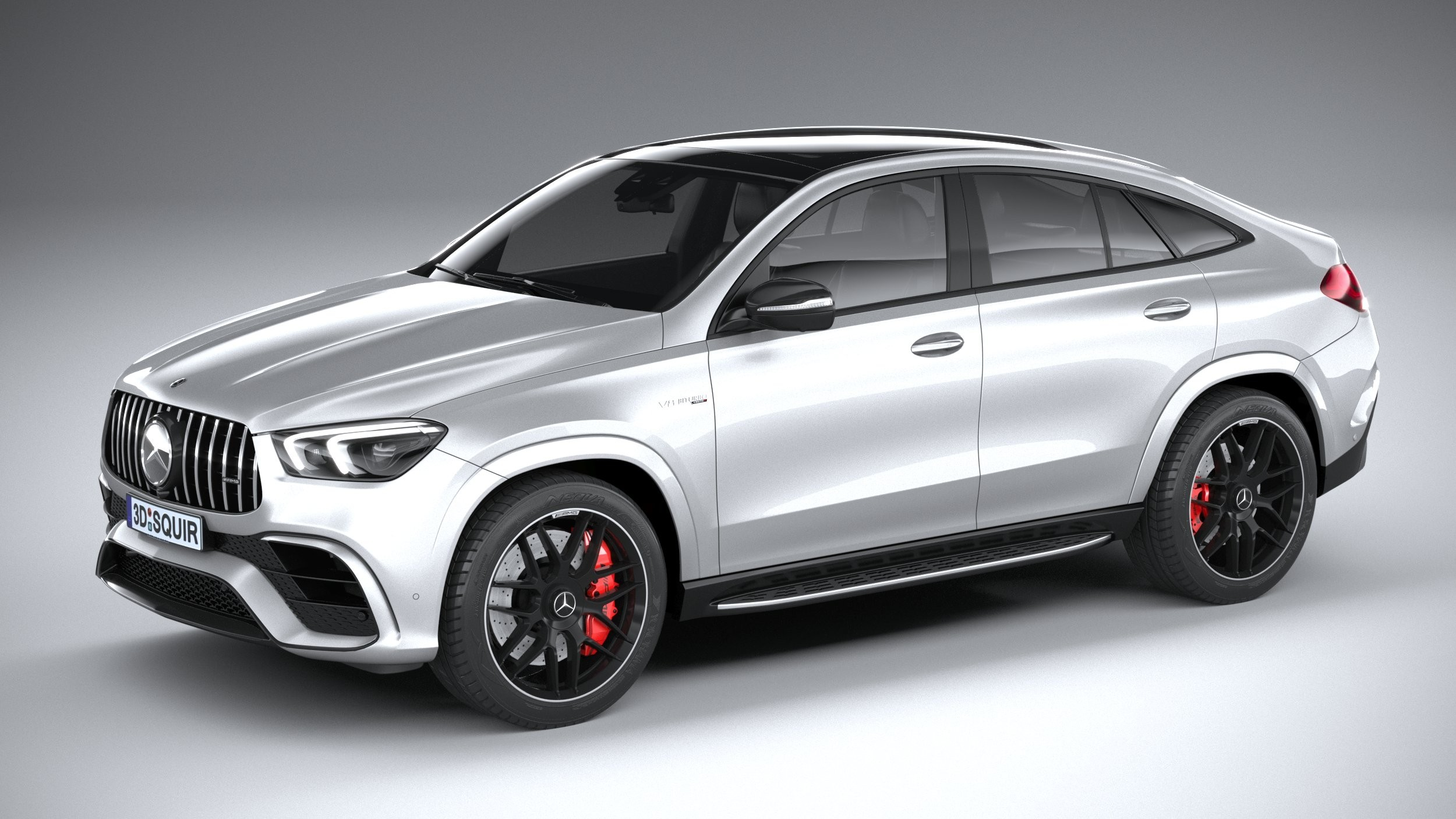 """<span class=""""title"""">Mercedes-AMG GLE 63 Coupe 2021 года</span>"""